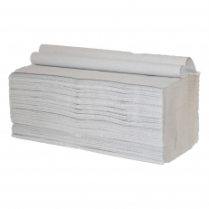 Folded paper towels